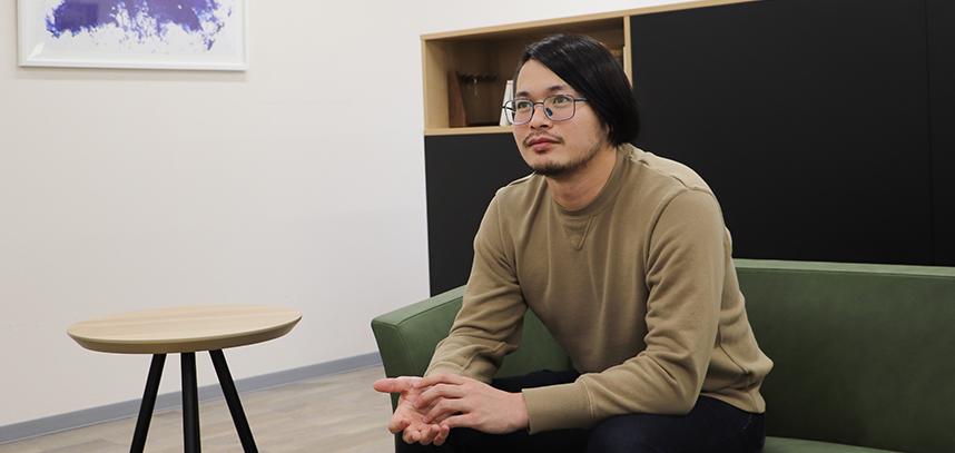 プリンシプル 社員インタビュー AI事業部